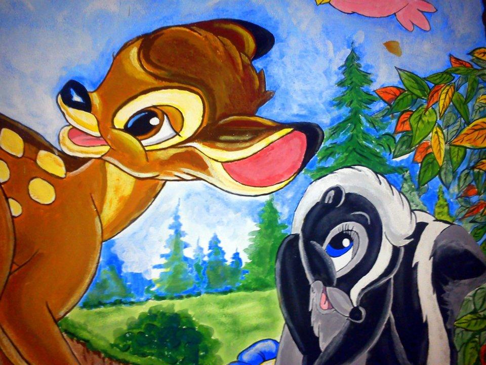 Bambis mesefal