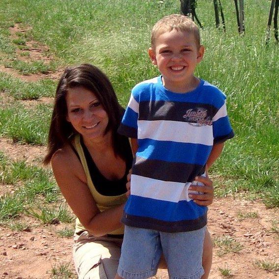Én és a kisfiam