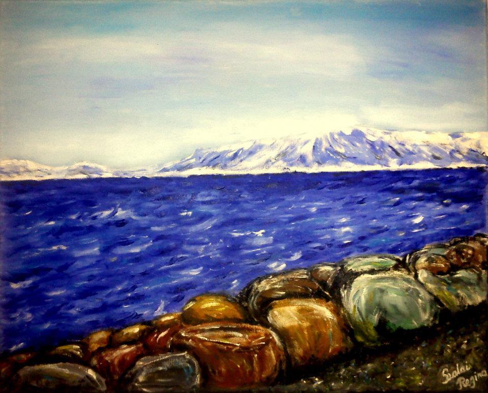 Tájkép - tenger